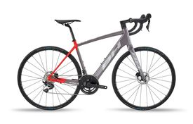 BH bikes Core Race 1.6 Silvergrey Red 3999,90
